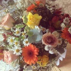 Discover the services of Simon Fuller Gardening Service, Helston Wedding Flower Packages, Wedding Flowers, Perfect Wedding, Our Wedding, Simon Fuller, Funeral Tributes, West Cornwall, Gift Bouquet, Flower Packaging