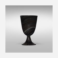 colors -- 114: Salviati and C. / Calcedonio chalice < Important Italian Glass, 13 June 2015 < Auctions | Wright