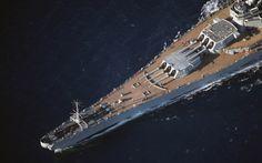 Jak by americké námořnictvo mohlo vrátit do hry bitevní lodě třídy Iowa