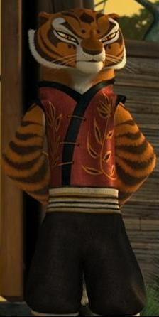 from Carson tigre xxx kung fu panda