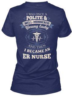 ER Nurse- Limited Edition