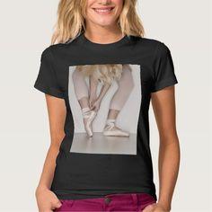 ballerina with long blonde hair tees T Shirt, Hoodie Sweatshirt