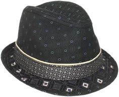 Robert Graham Men's Boleyn Fedora Hat « Clothing Adds Anytime