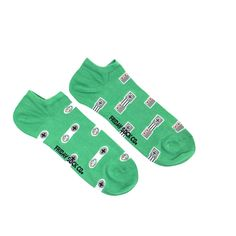 Men's Video Game Controller Ankle Socks | Mismatched by Design | Friday Sock Co.  Also available in regular size and kids! Click the link to check 'em out