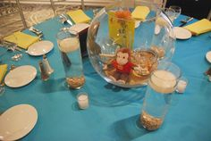 Journal - Limani Designs #curiousgeorge #monkey #kidsparty #greekbaptism #bookinspired #book