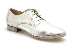 Derby Peperosa H101 Argent - Chaussures femme Peperosa nouvelle collection printemps été 2014 - Shoes Paradise