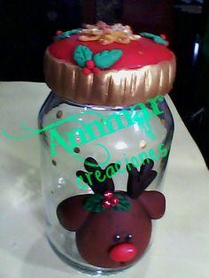 Snow Globes, Jar, Home Decor, The Creation, Decoration Home, Room Decor, Home Interior Design, Jars, Glass