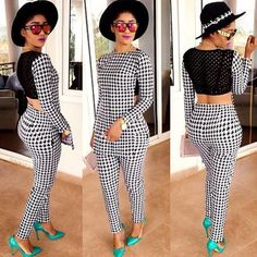 Trending and Stylish ankara trousers and top trend of all times, These ankara trousers are meant to make you look fabulous in your favorite African fabric Trendy Ankara Styles, Ankara Gown Styles, Ankara Gowns, Ankara Dress, African Inspired Fashion, African Fashion Dresses, Fashion Outfits, Ankara Fashion, Africa Fashion