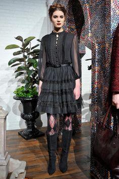 alice+olivia Fall 2013 RTW Collection - Fashion on TheCut