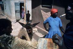 Alex Webb - Bombardopolis, Haiti (1986)