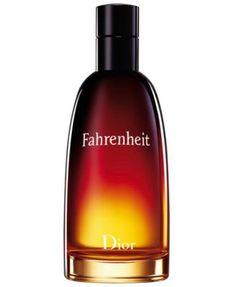 Dior Fahrenheit Eau de Toilette Spray for Him, 3.4 oz.