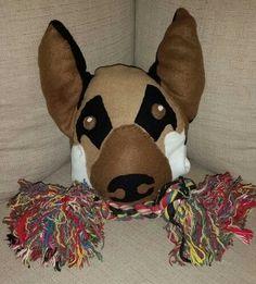 Schäferhund Kissen