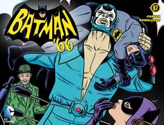Weird Science: Batman '66 #67 Review and *SPOILERS*