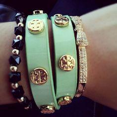 Jewel Mint #Bracelets
