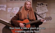 "Phoebe Buffay's 27 Best Lines On ""Friends"" @AmyLynn730  YA KNOW what I'm sayin here in this specific one lol"