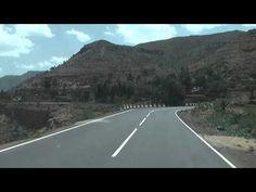 Ethiopia 87: Road before Inticcio