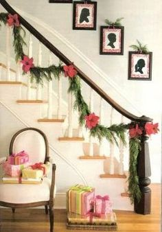 Forget purchasing decorations! My babies and I are creating our own wonderland in our home this Christmas!!! (And save some money!!!)