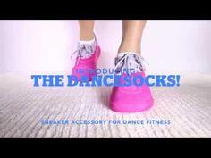 THE DANCESOCKS - Sneaker Sock for Dance.