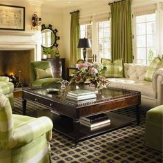 Stunning Traditional Living Room Furniture Ideas - Page 43 of 49 Traditional Living Room Furniture, Traditional Family Rooms, Traditional Interior, Living Room Modern, Traditional House, Home Living Room, Living Room Designs, American Traditional, Traditional Decorating
