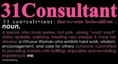 Definition of a Thirty-One Consultant