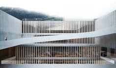 Galeria - Aires Mateus + GSMM Architetti recebem menção honrosa em concurso para uma escola de música na Itália - 6