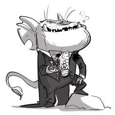 #brandonjeffords #sketch #art #monster #childrensbook #drawing #characterdesign