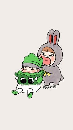 Jikook || FanArt || Jimin || Jungkook || BTS♥