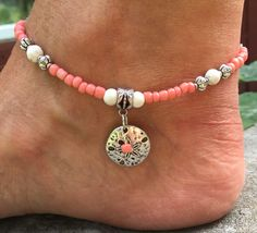 Anklet Beach Anklet Starfish Anklet Sandollar Anklet Ankle Bracelet Ankle Jewelry Beach Jewelry Womans Anklet - Anklet - Ideas of Anklet - Anklet Beach Anklet Starfish Anklet Sandollar Anklet Ankle Bracelet Ankle Jewelry Beach Jewelry Womans Anklet Anklet Bracelet, Beaded Bracelets, Starfish Bracelet, Ankle Jewelry, Feet Jewelry, Jewelry Logo, Jewelry Case, Leather Jewelry, Jewellery