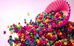 Candy Widescreen Wallpaper