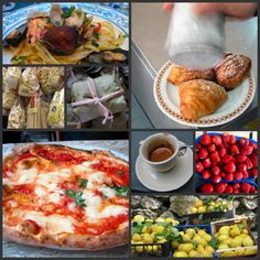 """""""Soul Food"""" from Campania, Italia Fast Dinners, Quick Meals, A Food, Food And Drink, Italy Food, Naples, Sicily, Soul Food, Street Food"""