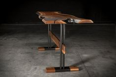 Cadieux Dining Table от AntonMakaDesigns на Etsy