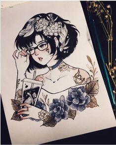 "sailor-moon-rei: ""by peithedragon "" Sailor Moons, Sailor Moon Art, Sailor Scouts, Manga Comics, Art Sketches, Art Drawings, Tmblr Girl, Catrina Tattoo, Character Art"