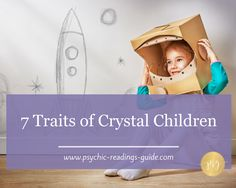 Crystal children are absolutely delightful souls that are here for an important mission. Here are the seven traits of these special children. Beautiful Children, Beautiful Babies, Indigo Children Traits, Star Children, Spiritual Gifts, Psychic Abilities, Book Lovers Gifts, Joy And Happiness, Jealousy