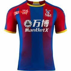 d093221ee06 2018-19 Cheap Jersey Crystal Palace Home Replica Soccer Shirt [DFC71]  Football Tops