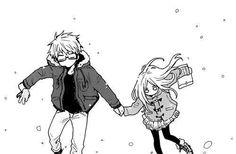 anime and manga image Manga Boy, Manga Anime, Hibi Chouchou, Bff, Manga List, Manga Pictures, Light Novel, Manga Comics, Manga Drawing