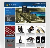 Müzik İnternet Sitesi