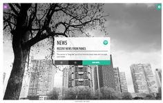 Panes - WordPress on One Page #wordpress #theme #template #webdesign #webpage…