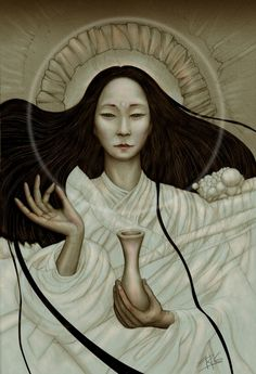 "Kuan Yin (Guanyin 觀音菩薩) ""One who Hears the Cries of the World"" / Insight <3~☆~"