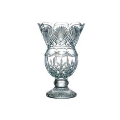 """13"""" Lismore Vase. Perfect gift for Mothers Day.  Waterford Wedgwood Royal Doulton, San Marcos, TX 1-800-203-4540 I want this piece!"""