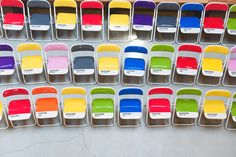 Turns out @Pinterest HQ is full of Pantone colors and we love it! @Refinery29
