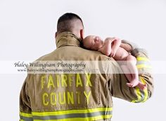 Haley Willingham Photography Martinsburg WV Hagerstown MD Winchester VA, Charles Town WV, Frederick MD, Berkeley County, Jefferson County, Northern Virginia, Western Maryland, Newborn Photographer, Studio Photographer, Baby Girl, Newborn & Dad, Newborn & Family, Firefighter