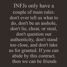 The power of positivity is genuine, and the conversation around related psychological facts and psychology realities are right here to stay. Infj Love, Intj And Infj, Enfj, Myers Briggs Personality Types, Infj Personality, Personality Profile, Personalidad Infj, Infj Traits, Infj Problems