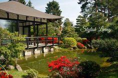 japanischer Bonsaigarten Schwielowsee