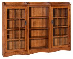 Amish Butterfly Mission Bookcase Unit Gorgeous bookcase unit. Built by hand in choice of wood, finish and hardware.