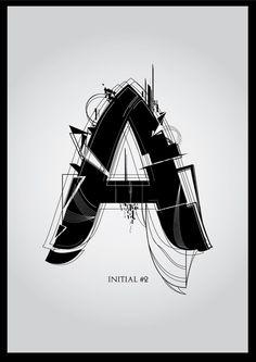 A Initial by Osx86.deviantart.com