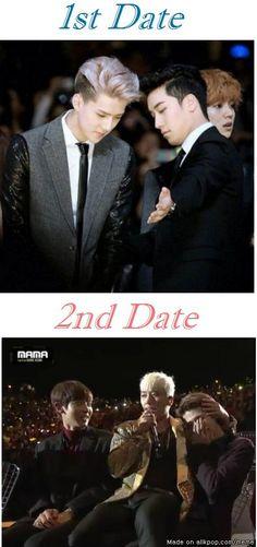 This ship is strong... | EXO Sehun & BigBang Seungri