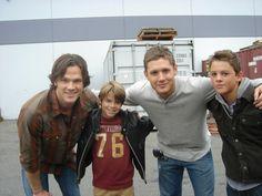 Supernatural-Sam and Dean
