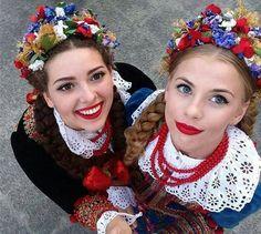 Slavic flower crown