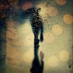 bokeh, deviant, ineedchemicalx, photography, rain, reflection