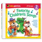 Favorite Children's Songs (2 CDs)
